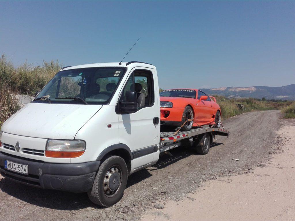 off road szállítás