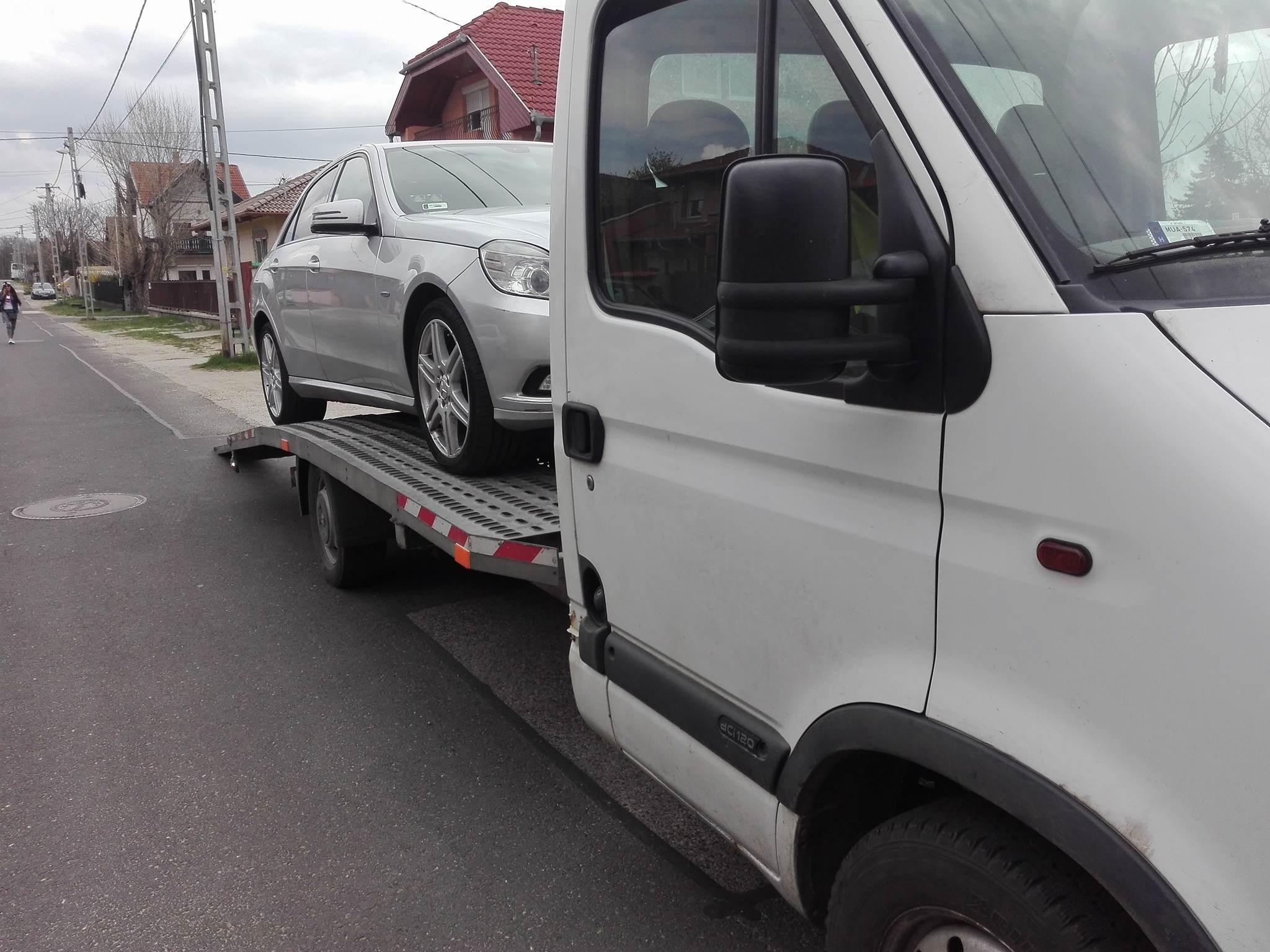 Az autómentés M3-as autópályán is igényelhető szolgáltatás
