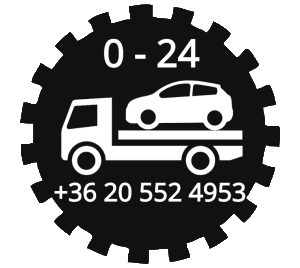 0-24 Autómentés, Autószállítás Budapest