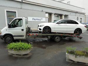 Autószállítás rendszeres fuvarozással