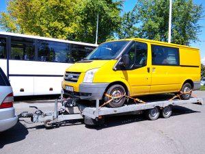 Furgonmentés és furgonszállítás