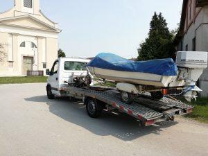 Hajószállítás, csónakszállítás, kajak, kenu, vizibicikli, Jet-Ski szállítás?