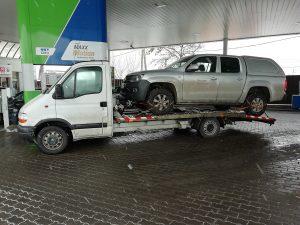 Autómentő Ferencváros