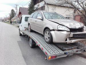 Autószállítás Moglódon is a 024 autómentővel